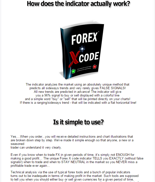 Forex code