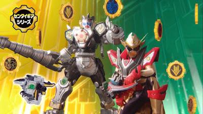 DX Zenkaijyu Gear TV Promo