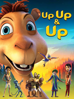 Up Up & Up (2019) English 720p HDRip 700MB ESubs