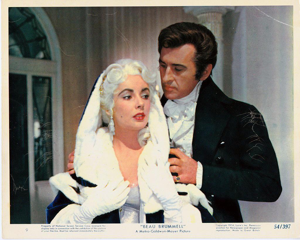 Classic Old Movie : Beau Brummel 1954
