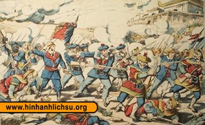 Trận Bắc Ninh năm 1884