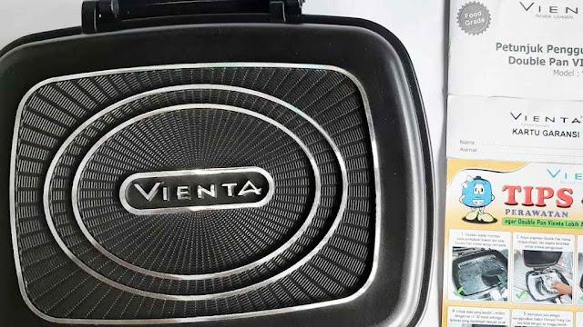 Review Vienta Double Pan Multifungsi   Terbaik di Tahun 2020