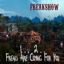 Uri Jefferson's Freakshow 2021