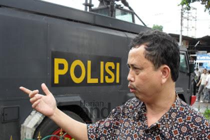 IPW: Aneh, Polisi Perkarakan Novel karena Sebut Jenderal