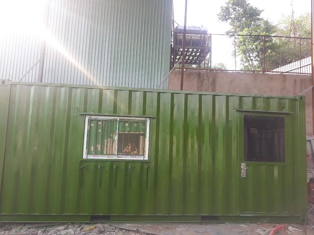 Mua Bán Container Tại Tây Ninh Làm Văn Phòng