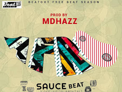 FREE BEAT: MdHazz - Afro Sauce | @mdhazz