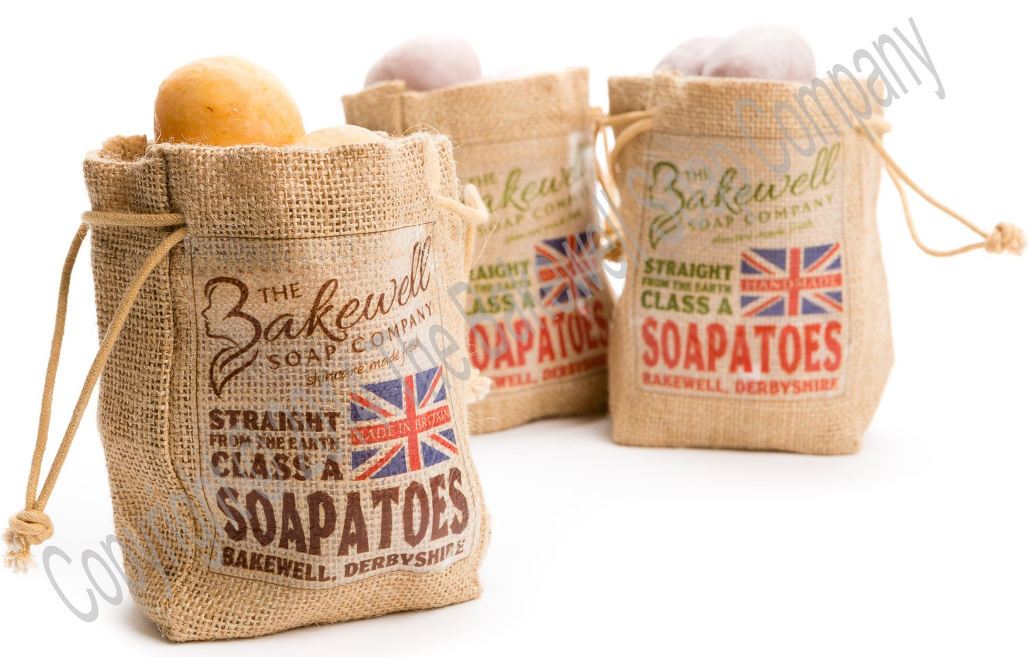 The Bakewell Soap Company