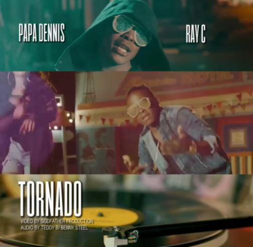 Papa Dennis Ft Ray C - Tornado