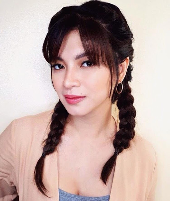 Netizen Praised Angel Locsin After Personally Meeting Her!