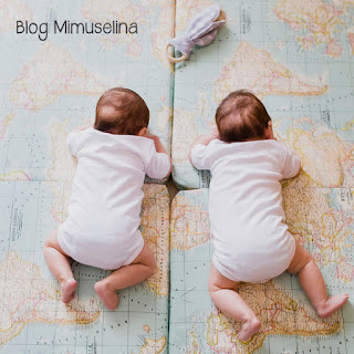 embarazo múltiple gemelos mellizos parto gemelar blog mimuselina