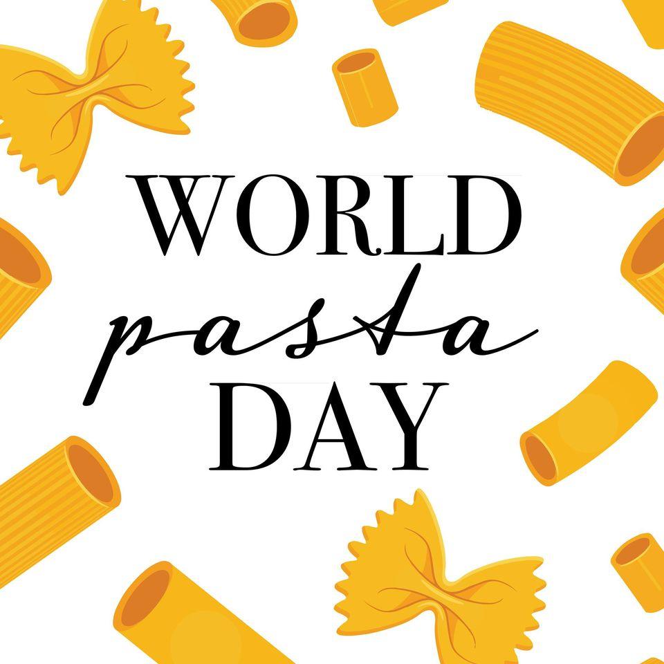 World Pasta Day Wishes Pics