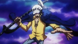 ワンピースアニメ ワノ国編   トラファルガー・ロー かっこいい   CV.神谷浩史   Trafalgar Law   ONE PIECE   Hello Anime !