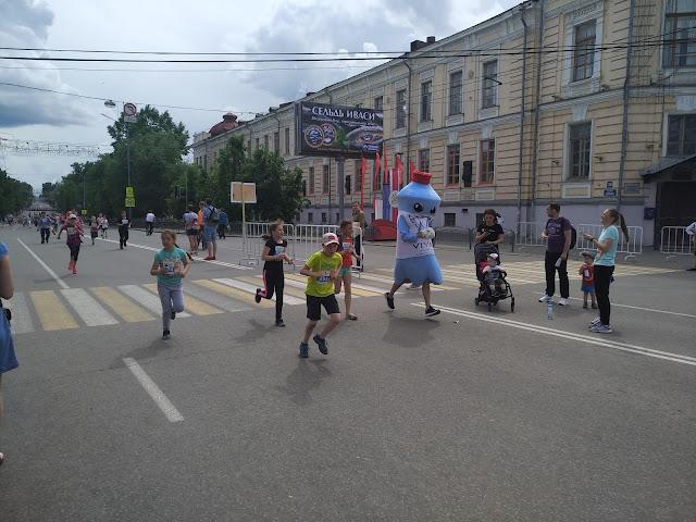 Марафон в Томске 2019 Ярче, Андрей Думчев