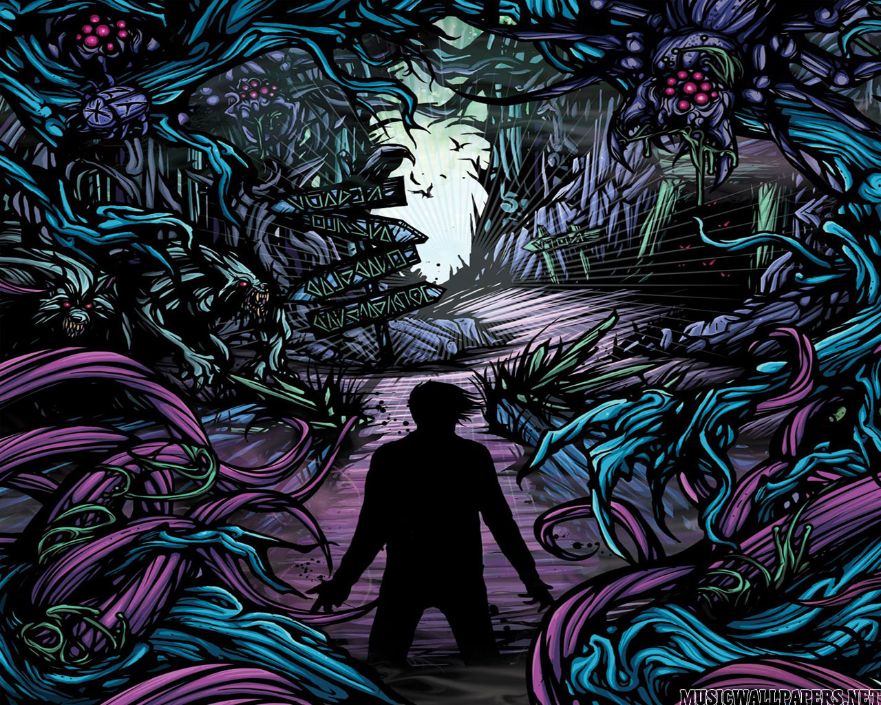 A Day To Remember Wallpaper