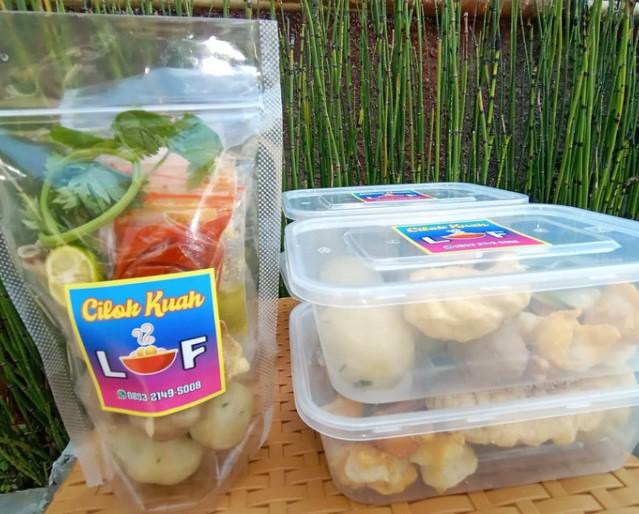 Usaha Makanan Online Modal Kecil