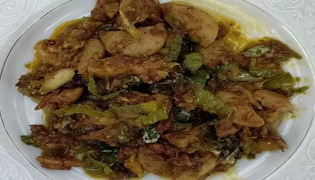 طريقة عمل المخاصي مثل المطاعم الكبيرة الشيف محمد الدخميسي