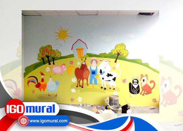 Dapatkan Diskon Hingga 20 Untuk Jasa Mural Jasa Lukis Dinding