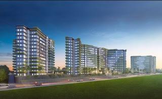 the parcsouthcity apartemen lokasi strategis hrga terjangkau