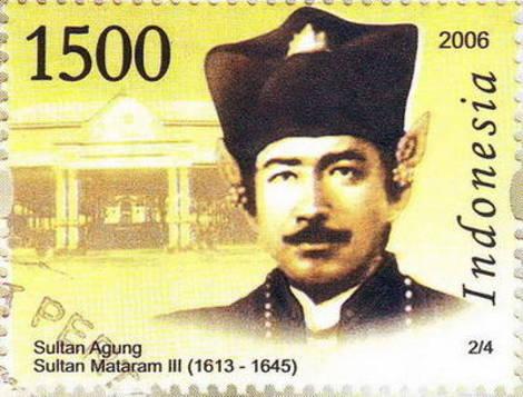 Sultan Agung Adi Prabu Hanyakrakusuma dan kalender saka jawa