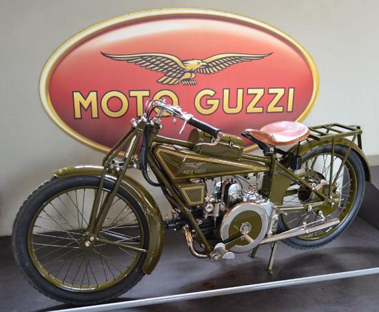 Moto Guzzi Normale 1920 - left/B