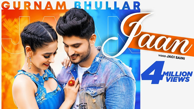 Jaan Song Lyrics | Gurnam Bhullar | Happy Raikoti | Sharry Nexus | Latest Punjabi Song 2020 Lyrics Planet