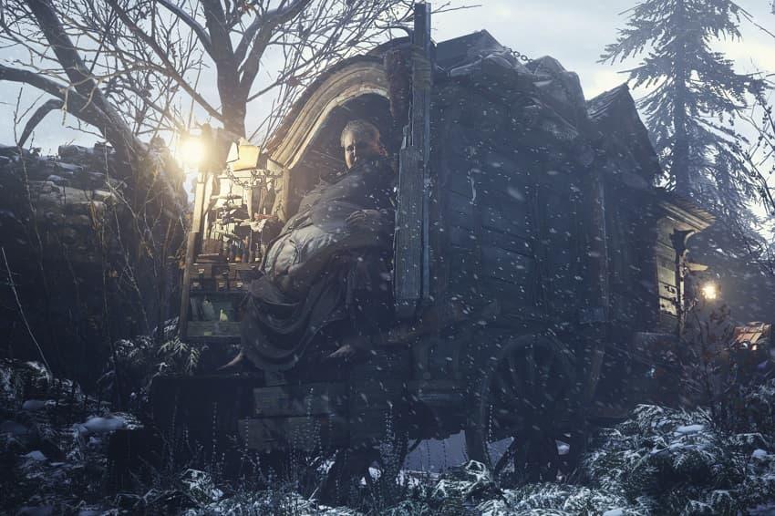 Охоту и рыбалку показали в новом геймплее сурвайвл-хоррора Resident Evil Village