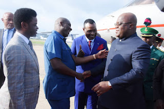 IMG 20190728 WA0118 - President Of Congo DRC Received By The Honorary Counsel Of The Country To Nigeria, HE Prince Don Okonkwo
