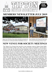 TCS Newsletter July 2019