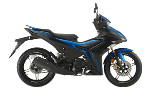 Yamaha Malaysia merilis Y16ZR VVA, bakal calon New MX King 155 VVA di Indonesia - Sobatmotor.com 2