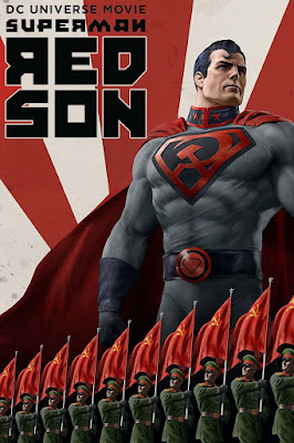 Superman Red Son [2020] [DVD9 R1] [Latino]