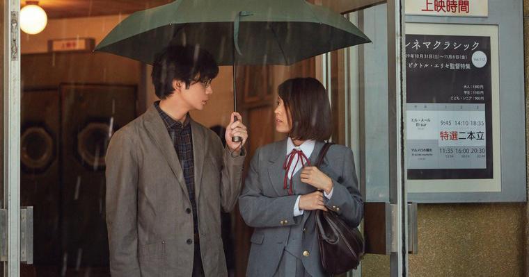Baca Film Narratage: Saat Cinta Datang di Waktu yang Salah