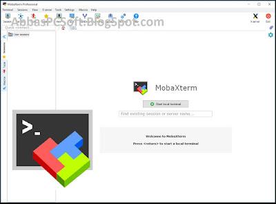 MobaXterm 12 1 With Keygen (Latest Version) Here - AbbasPC Software