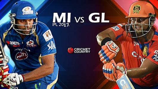 Mumbai Indians vs Gujarat live Streaming, Prediction 2017