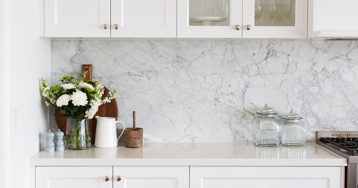 What i love most about the hamptons look our hampton for Hamptons style kitchen splashback