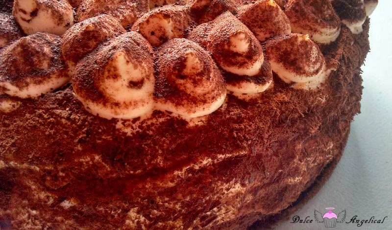 Deliciosa tarta Tiramisú