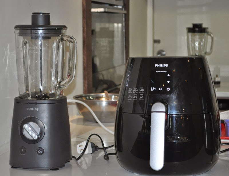 Philips Food Processor Uses