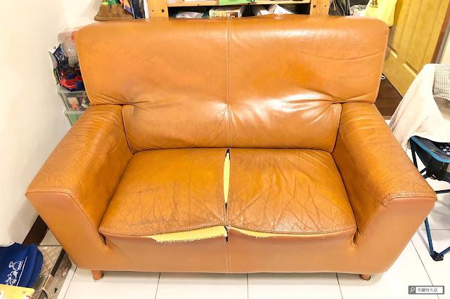 【大叔生活】居家生活大改造 (feat. IKEA & Nitori) - 崩壞的沙發