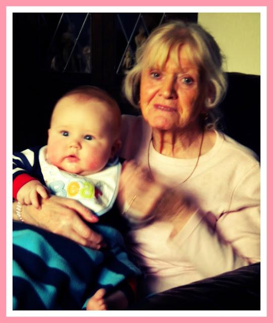 Nan and Baby