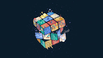Rubiks Cube, Digital Art, 4K, #6.2642