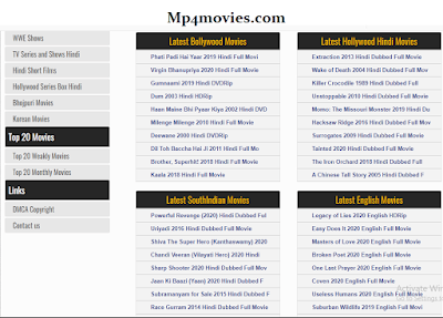 Mp4moviez Download
