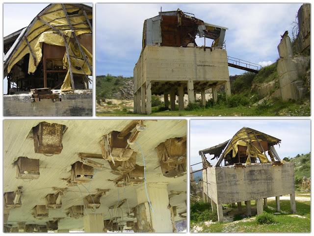 ΔΗΜΟΣ ΖΙΤΣΑΣ - Το παλιό λατομείο της Κληματιάς