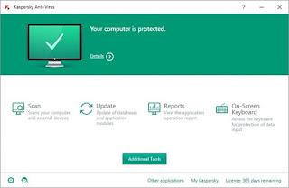 تحميل برنامج Kaspersky اقوي برامج الحماية على الاطلاق النسخة أحدث اصدار 2020