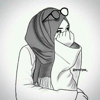 34 gambar keren buat profil wa 1000 gambar p. Foto Profil Wa Kartun Hijab Keren Tochtye