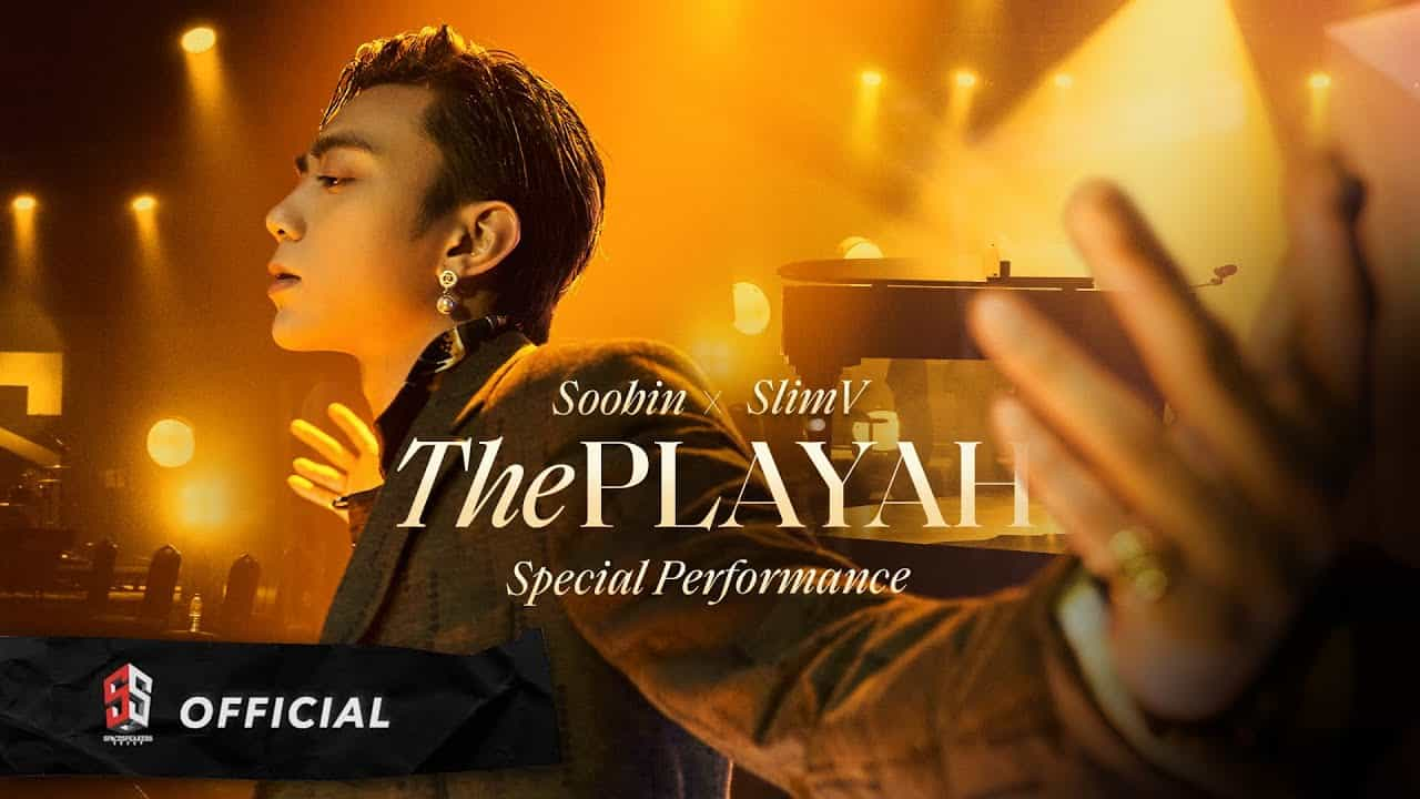 Acapella Vocal The Playah (Special Performance) - Soobin ft SlimV