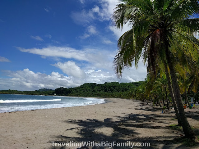 Traveling with a Big Family to Costa Rica