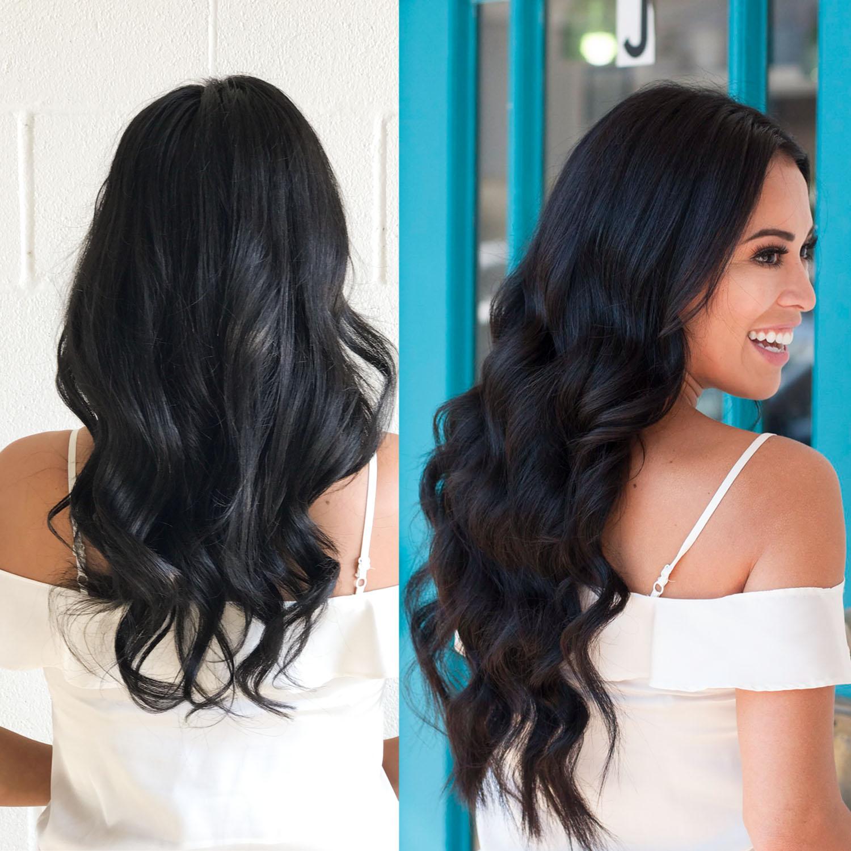 Virgin Alert New Hair Extensions Christa Elyce Ohara