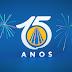 Vinheta comemorativa marca os 15 anos da TV Aparecida
