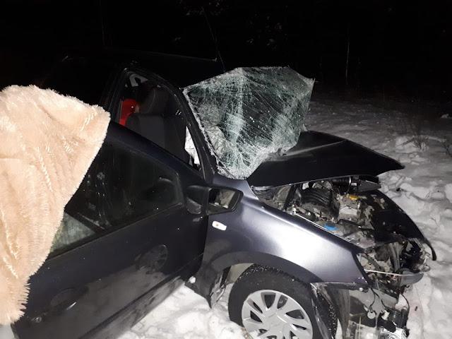 В Учалинском районе произошло ДТП с летальным исходом