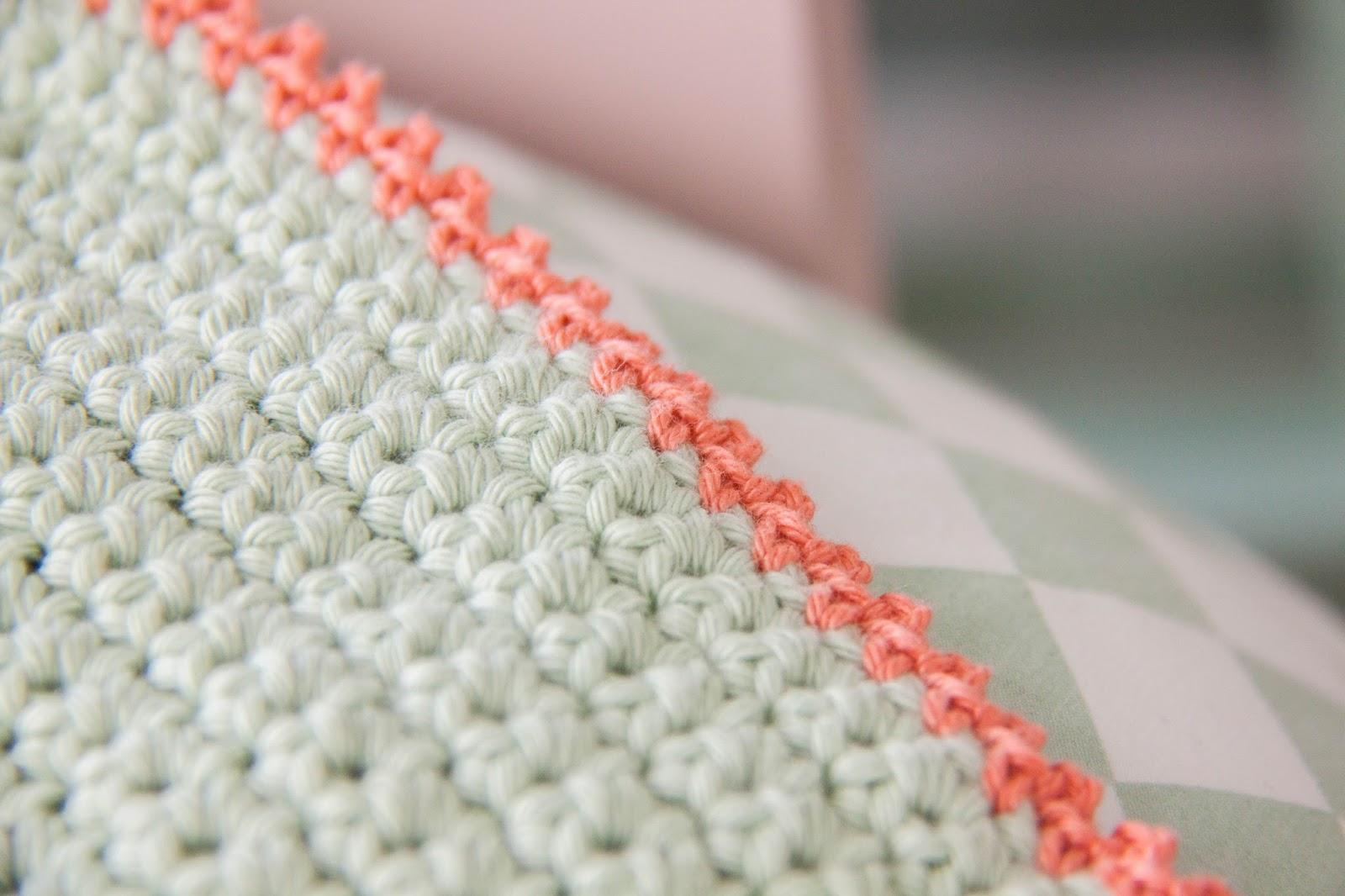 Ak At Home Crochet Deken Romy