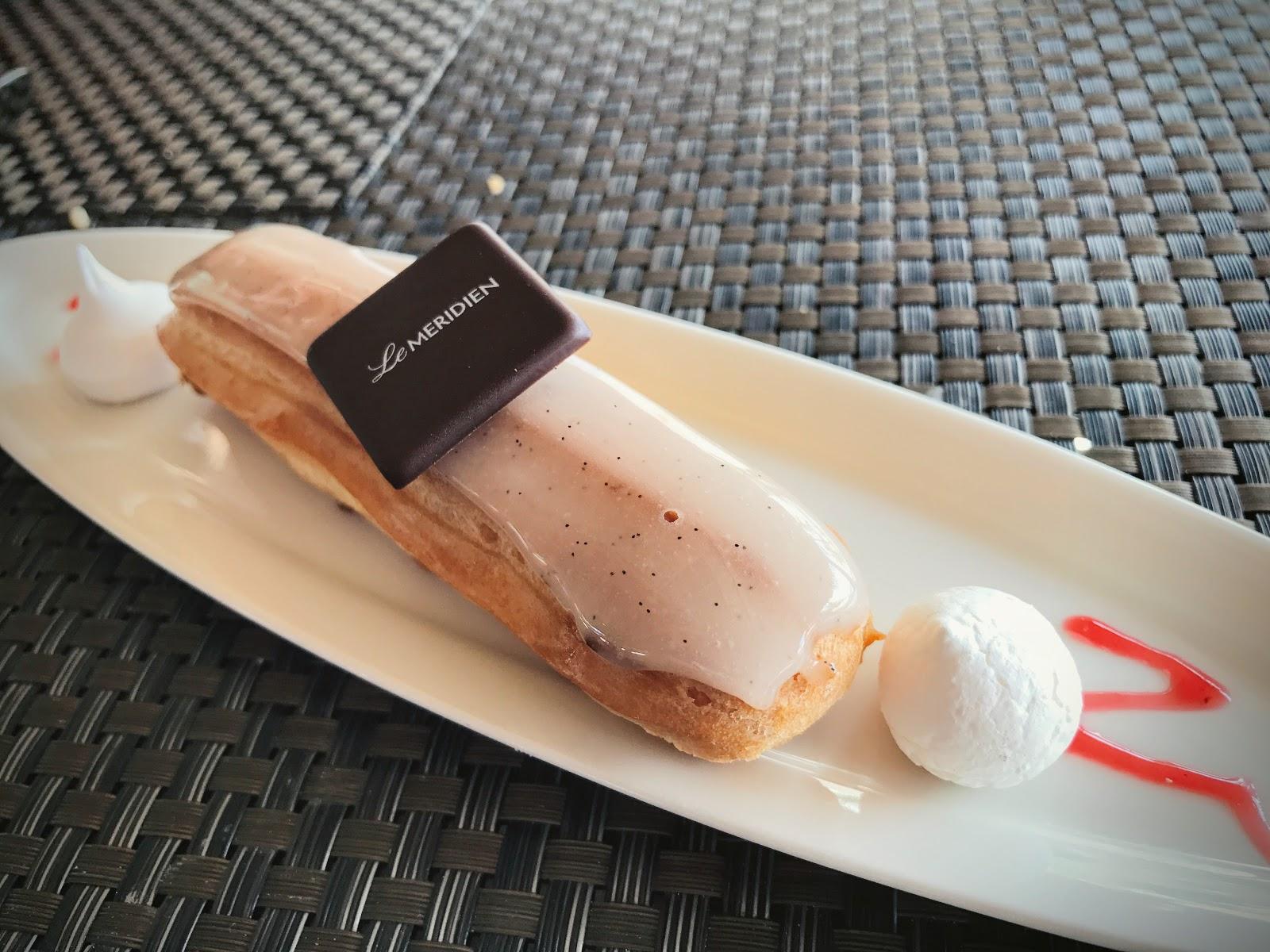 環遊世界|大溪地|Te Ava Restaurant @Bora Bora艾美酒店 SPG會員泡芙